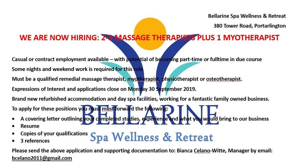 Bellarine Spa Wellness & Retreat